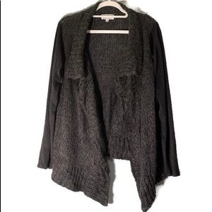 Jessica Simpson maternity sweater cardigan medium